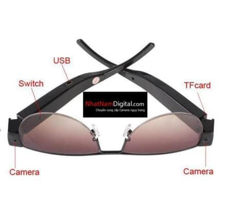 Mắt kính camera full HD Q3