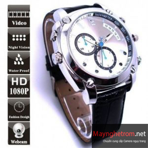 Đồng hồ camera quay đêm W7000